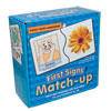First Signs Match-up Puzzle Game