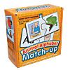 Animal Alphabet Match-up Puzzle Game