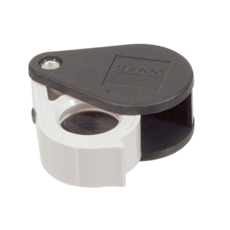 Zeiss Aplanatic-Achromatic Pocket Loupe- 24D -6x
