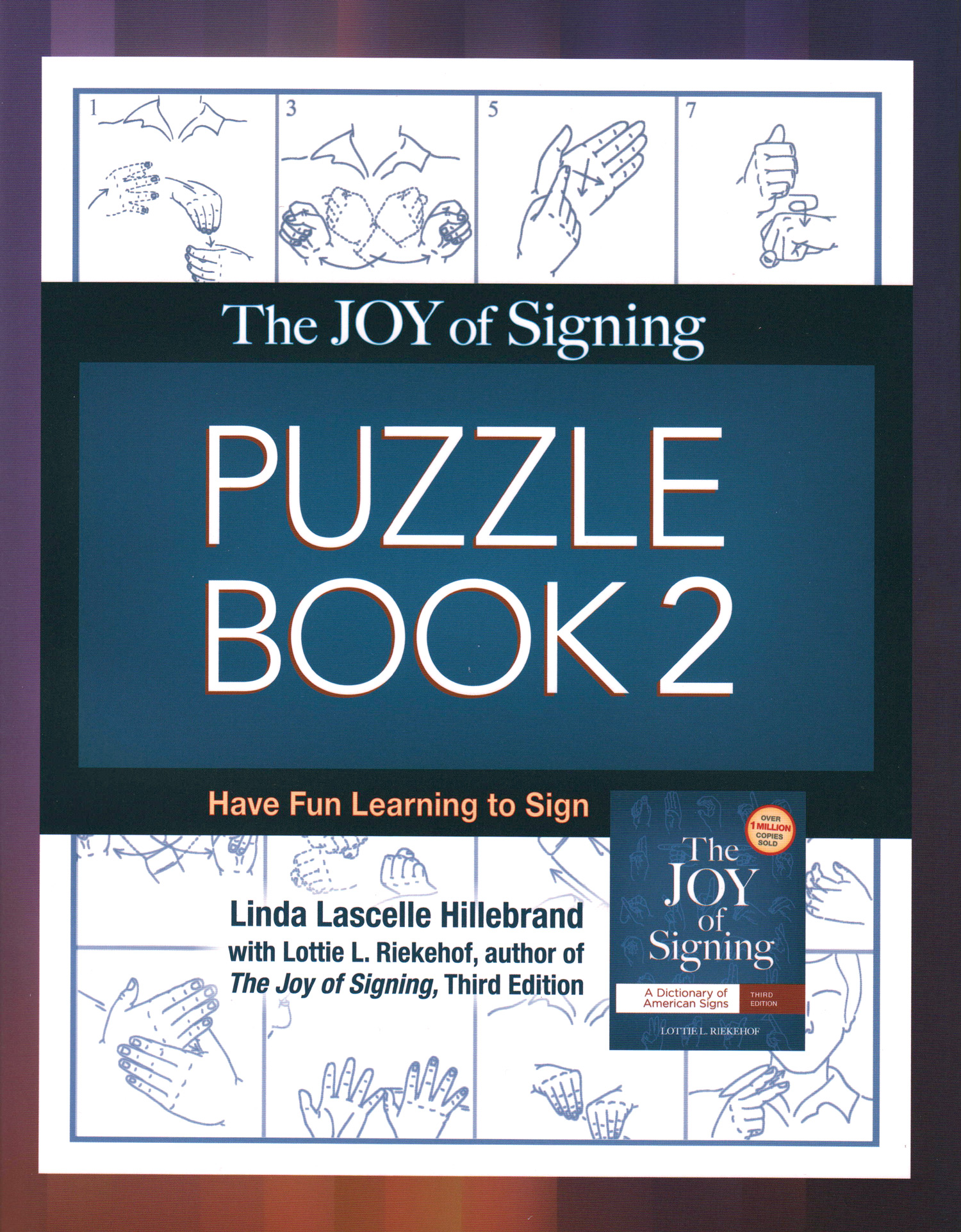 The Joy of Signing Puzzle Book - Volume 2