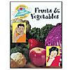 Book - Fruit and Vegetables, Learning Sign Language