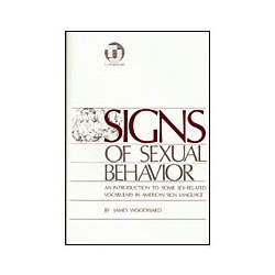 Signs of Sexual Behavior (Book) Price: $14.95