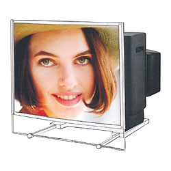30 inch TV Screen Enlarger for 20-26 inch TV Price: $64.95