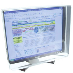 Reizen Compu-Mag - Magnifier for 17-inch Flat Screen Monitor Price: $49.95