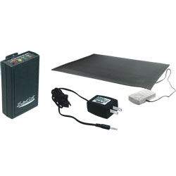 Mat Notification System Kit -Transmatter, Good Vibrations Pager, Battery Charger  Room Exit Alert Price: $282.25