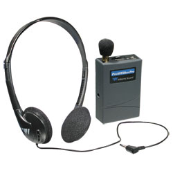 Pocketalker Pro with Deluxe Folding Headphones Price: $119.95