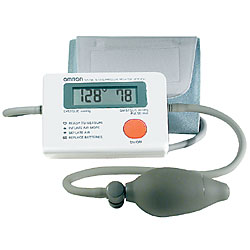 Omron Manual Blood Pressure Monitor Price: $33.95