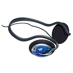 Deluxe Behind-the-Head Headphones - -Adult