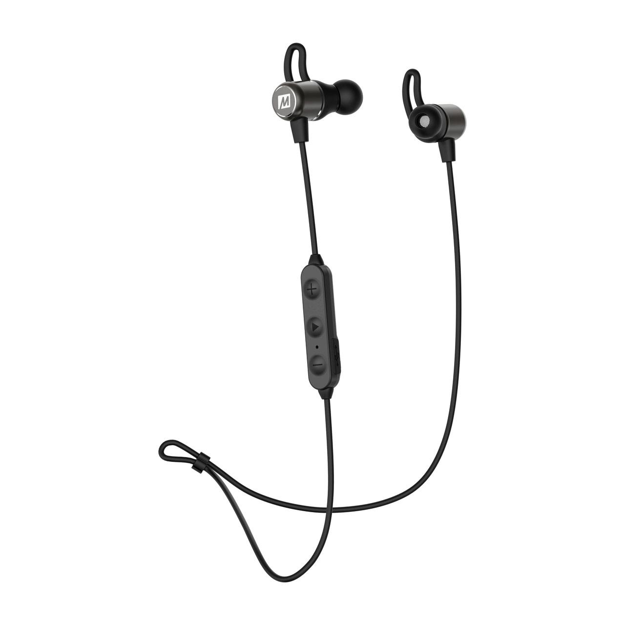 Ear Boost Bluetooth Wireless Adaptive Audio Enhancement Earphones