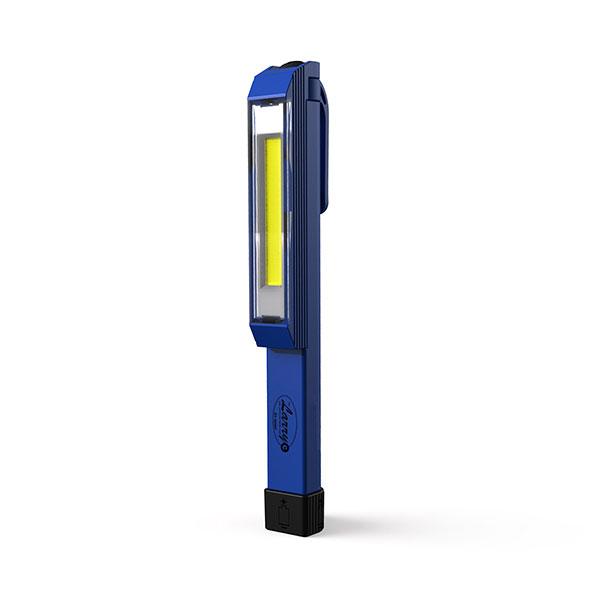 The Larry C - LED Pocket Work Light - Blue