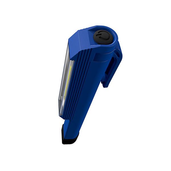 The Larry C- LED Pocket Work Light- Blue