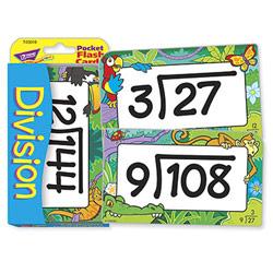 Low Vision Division Pocket Flash Cards