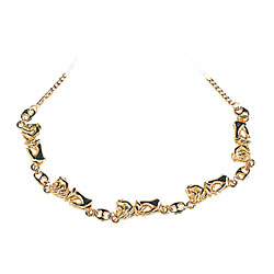 Friendship Necklace Gold Price: $16.95