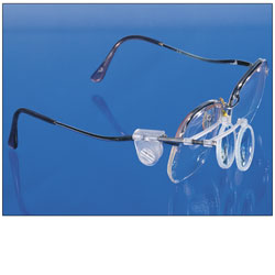 Donegan Eyeglass Loupe Magnifier Set 4X-10X Power 24MM-15MM Diameter