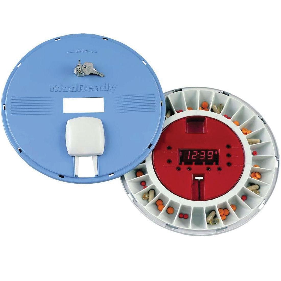MedReady 1700 Medication Pill Dispenser