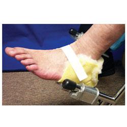 Synthetic Shearling Heel Protectors