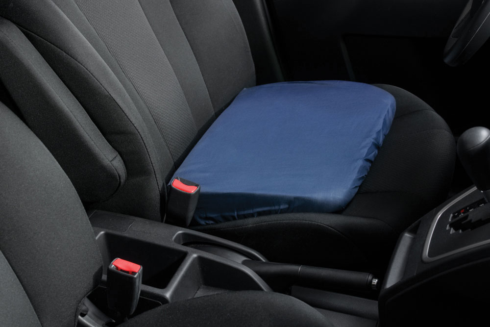 Blue Auto Seat Wedge Price: $14.95
