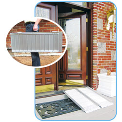 Drive Wheelchair Ramp - Single-Fold- 4 Feet Price: $208.00
