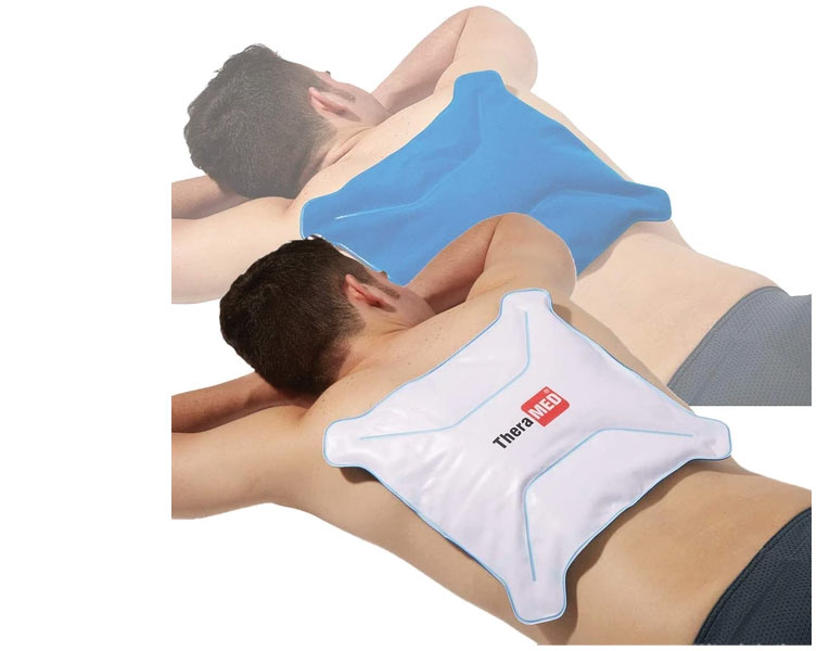 Thera-Med Back Pad Reusable Icy Cold Pad