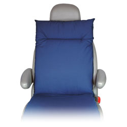 Synthetic Shearling Reversible Auto Comfort Cushion Price: $23.95