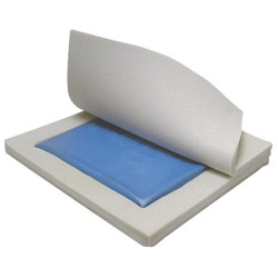 Deluxe Skin Protection Gel  E  3  Wheelchair Seat Cushion