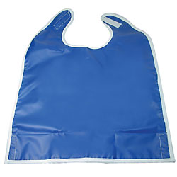 Bib with Catcher Price: $18.95