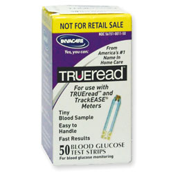 TrackEase Test Strips  (50) Price: $29.95