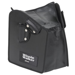 Tote for 3-Wheel Rollators-Black - click to view larger image
