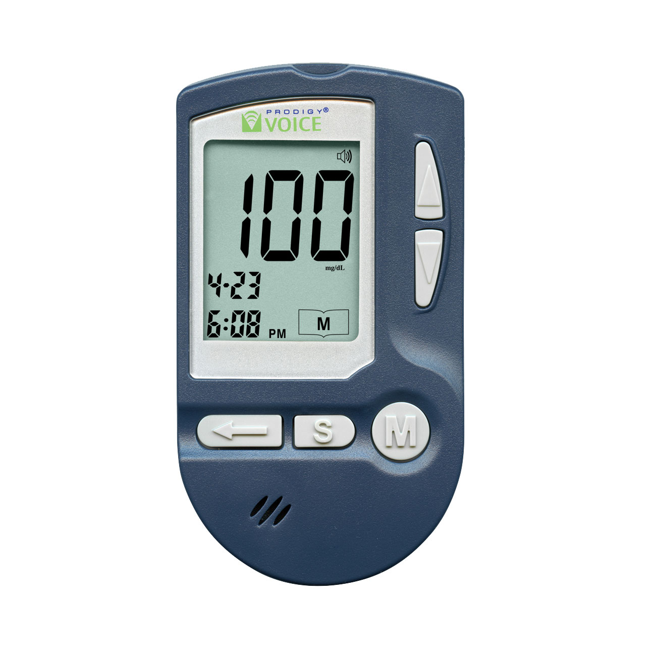 PRODIGY Voice Blood Glucose Monitoring System Price: $79.95