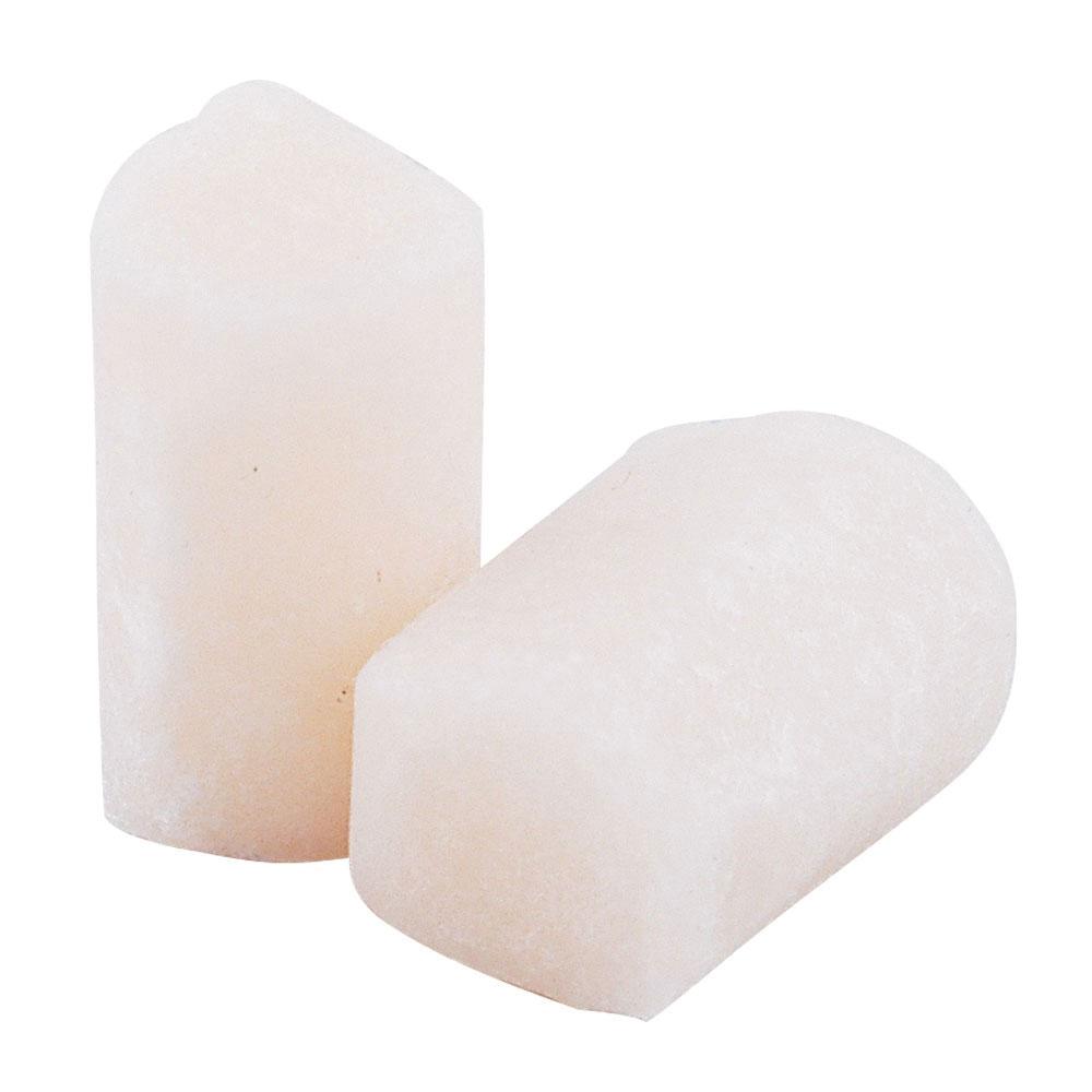 Flents Ear Stopples Soft Wax Cotton Ear Plugs- 6 pair
