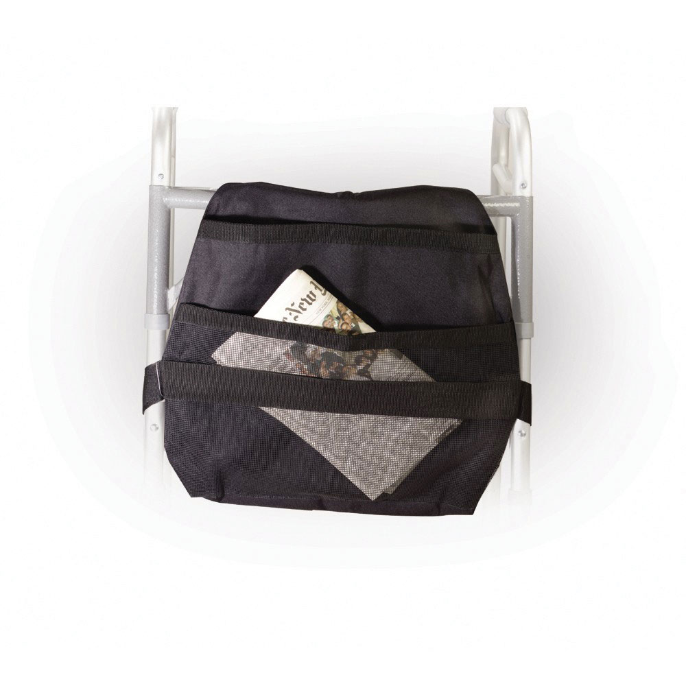 Large Carry Pouch for Walkers and Rollators