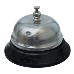Emergency Round Call Bell