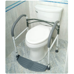 Foldeasy Portable Toilet Support Frame Price: $98.95