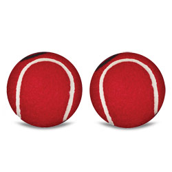 Walkerballs - Red- Pair - click to view larger image