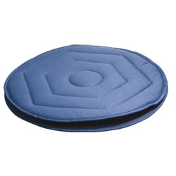 Soft Swivel Seat Cushion for Easier Automobile Entry and Exit