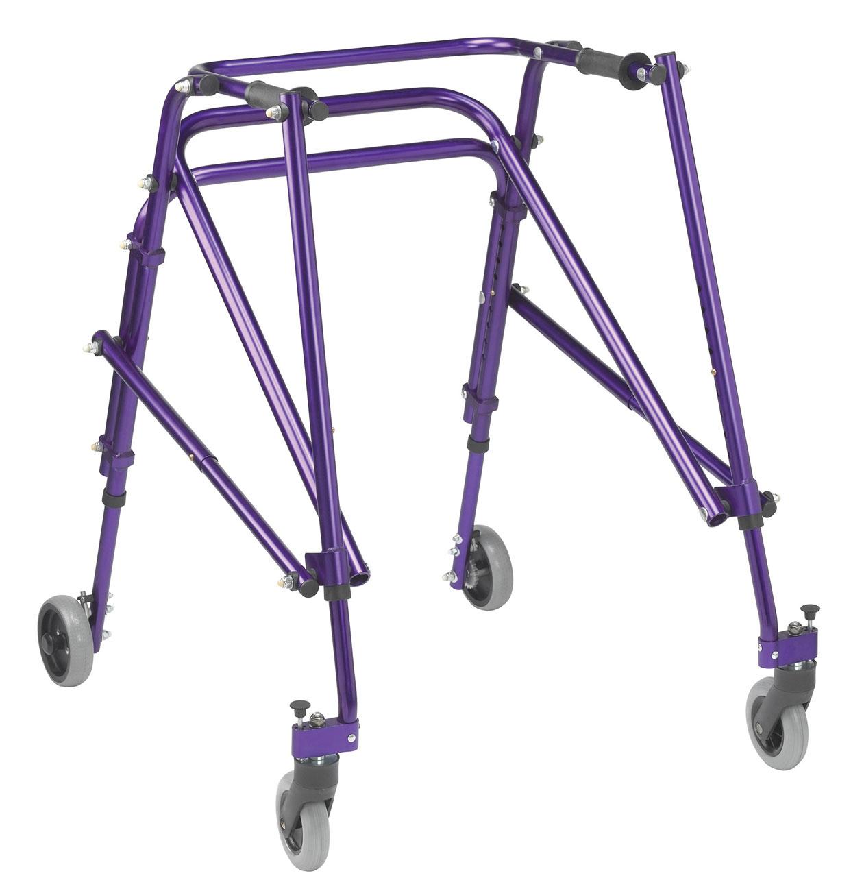 Drive Nimbo Posterior Walker - Large - Purple