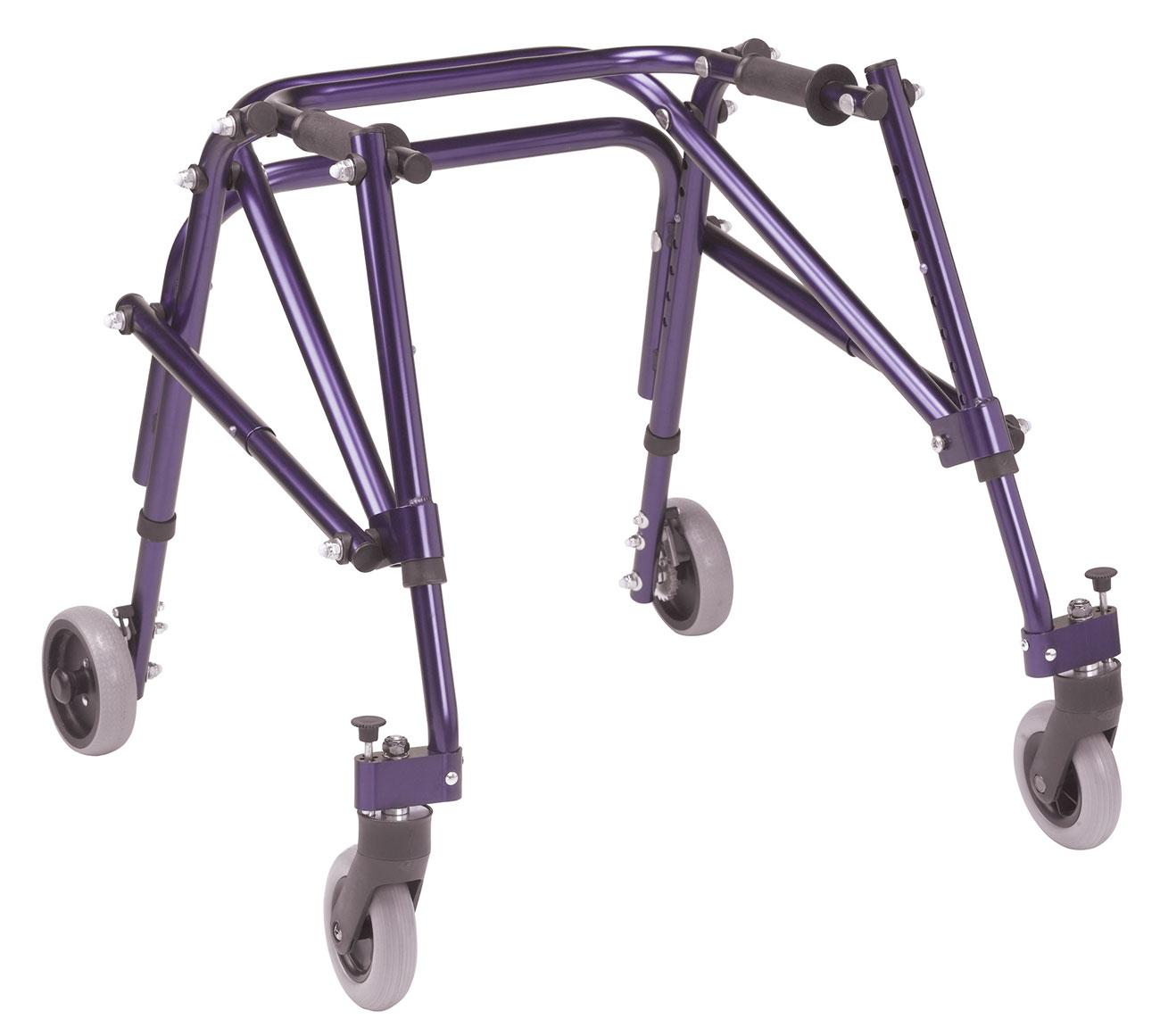 Drive Nimbo Posterior Walker - Small - Purple