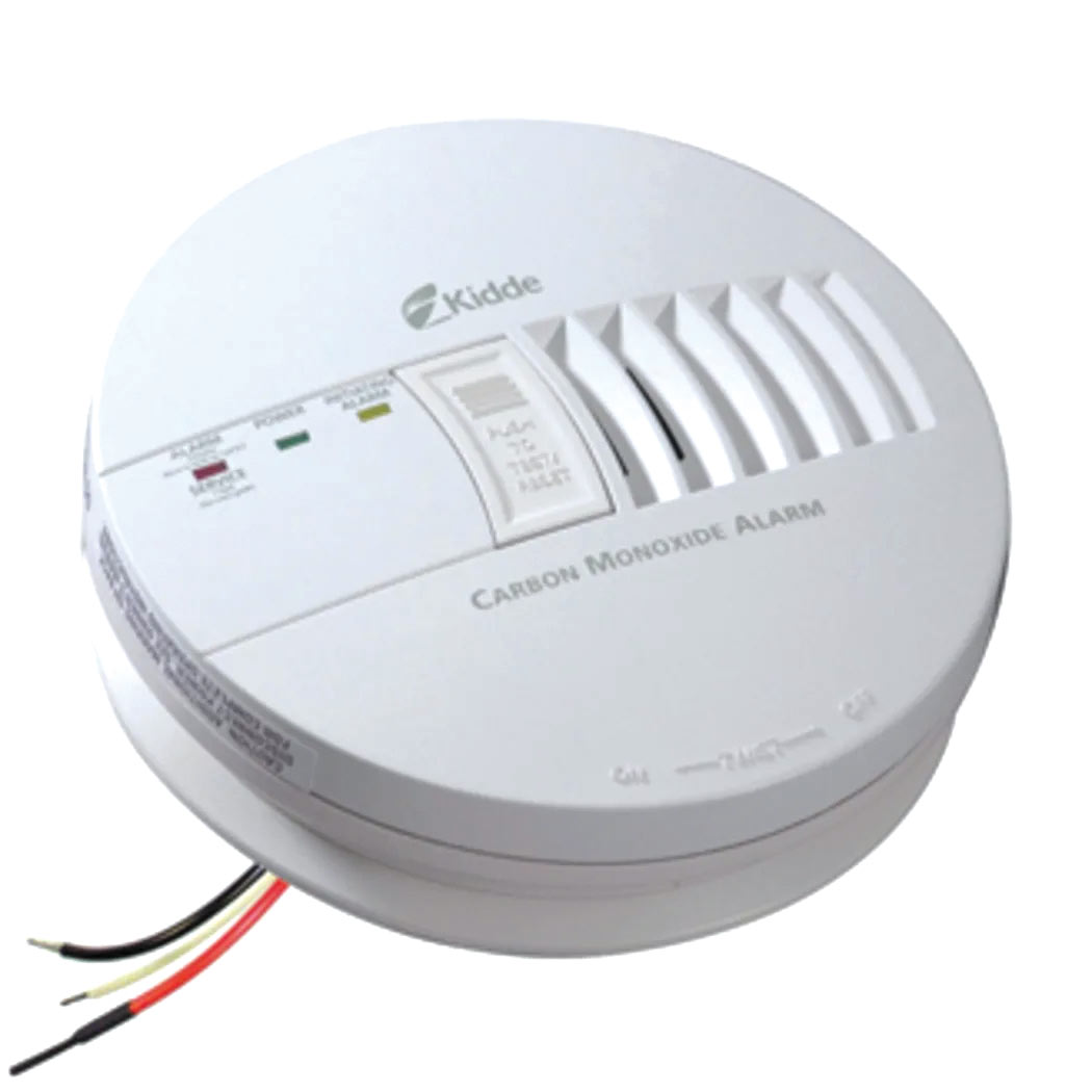 Kidde Carbon Monoxide Alarm with Battery Backup
