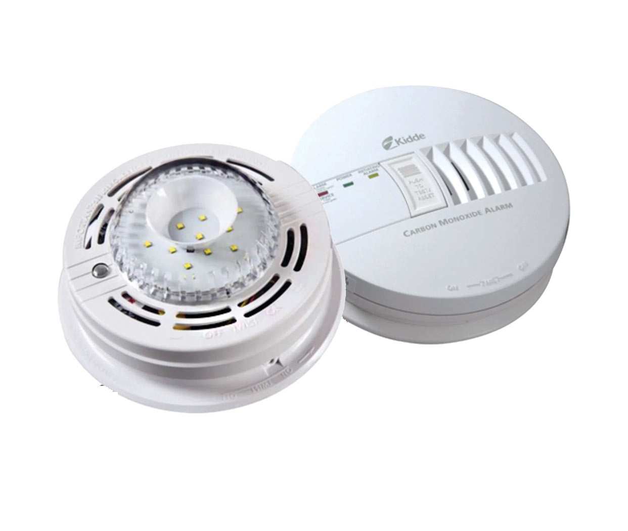 Kidde Carbon Monoxide Alarm with Strobe Light