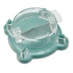 Pill Cutter with Magnifier