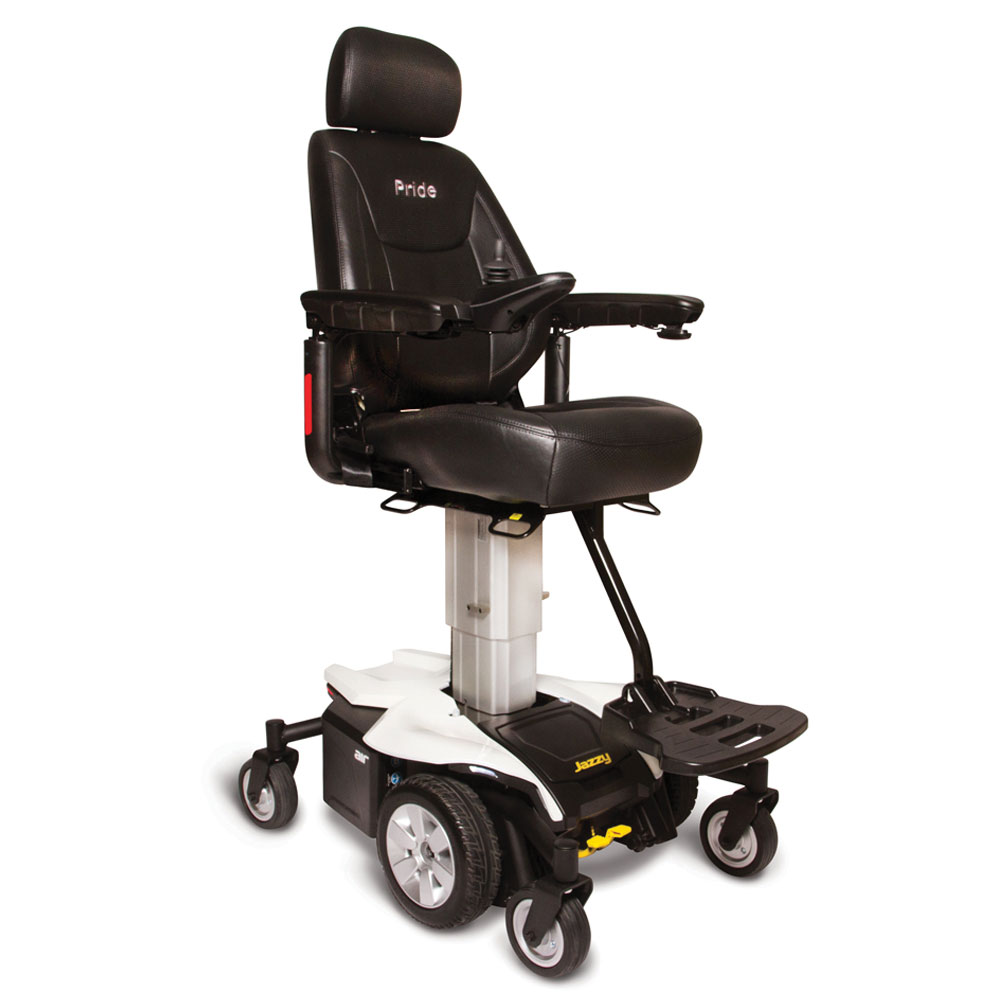Jazzy Air Elevated Power Chair Wheelchair