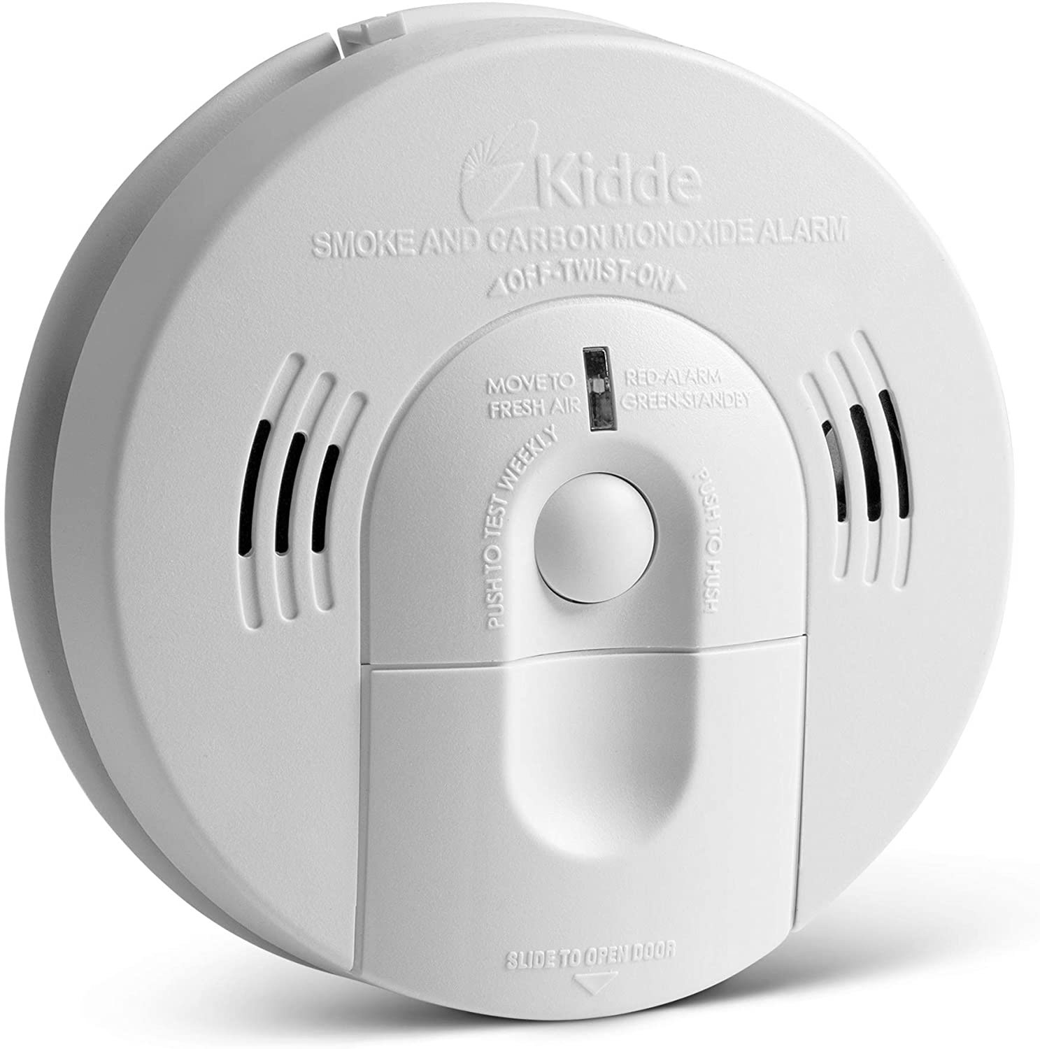 Kidde Talking Smoke, Fire and Carbon Monoxide Alarm Price: $59.95