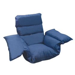 Comfort Pillow Cushion - Navy Blue
