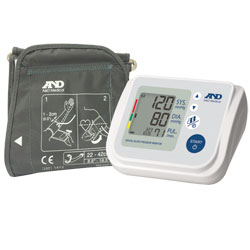 A and D Advanced One Step Blood Pressure Monitor Price: $64.95