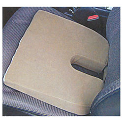 Sloping Coccyx Cushion