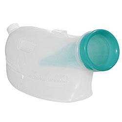 SpillProof URSEC Urinal for Men