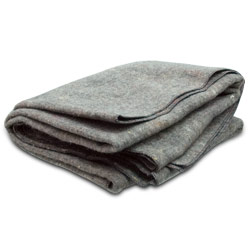 Fire Blanket - 62-in x 80-in Price: $69.95