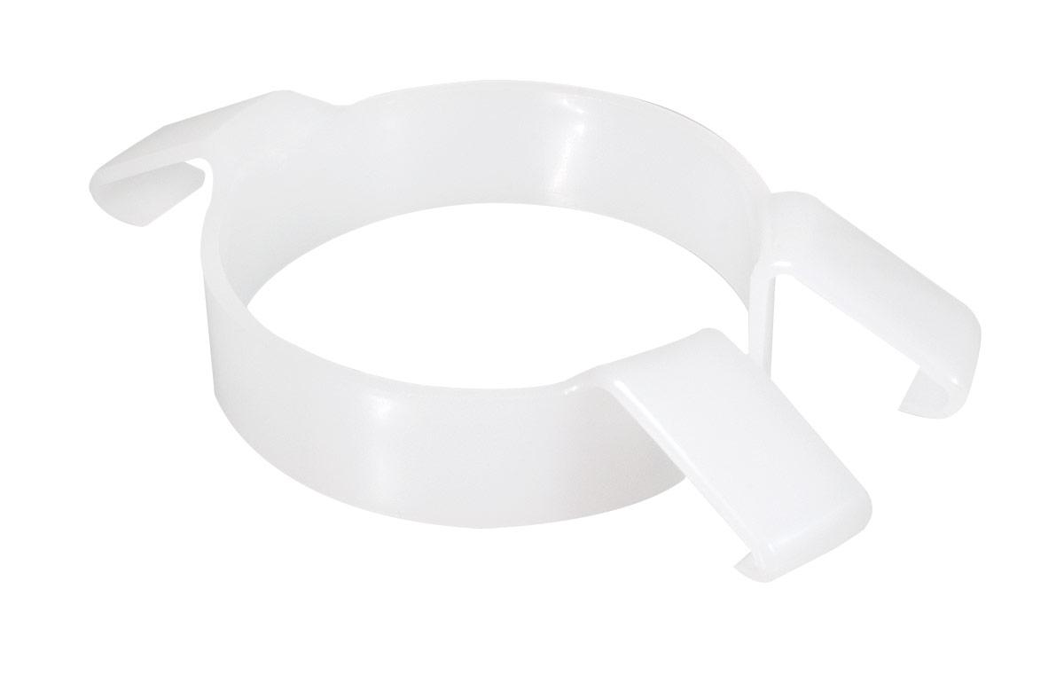 White Plastic Food Bumper