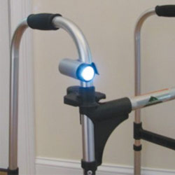 Mobility Safety Light for Rollators-Walkers-Canes