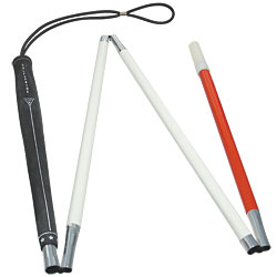 Reizen Glow Green Aluminum Folding Cane - 58 inches Price: $41.95